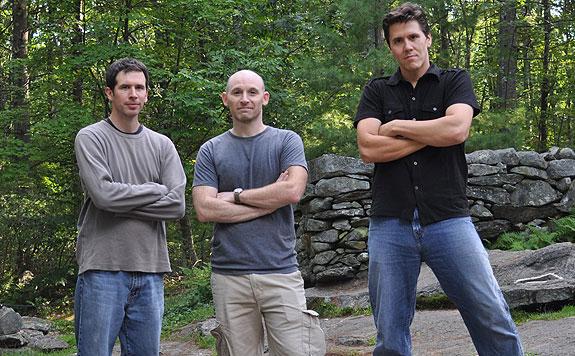Nate, Tony, and Jeff
