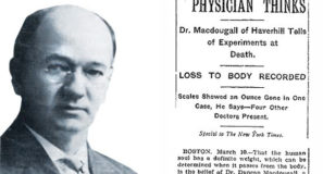 Dr. Duncan MacDougall
