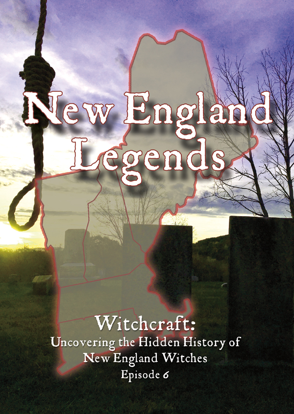 Witchcraft - New England Legends