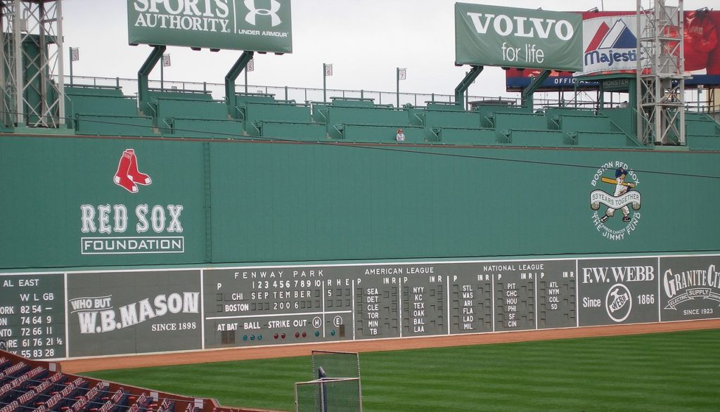 Boston's Green Monster