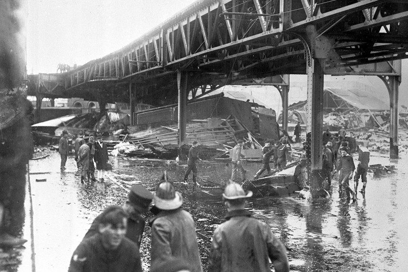 Boston Molasses Flood