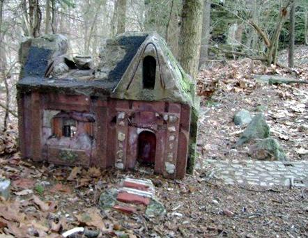 Connecticut's Fairy Village