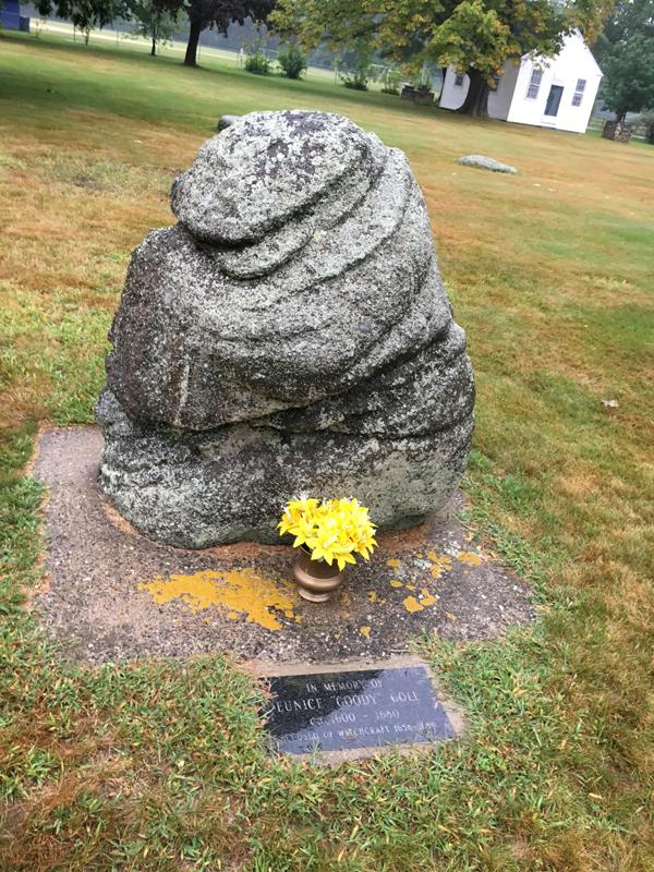 Goody Cole Memorial