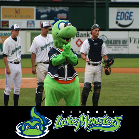 Vermont Lake Monsters Baseball