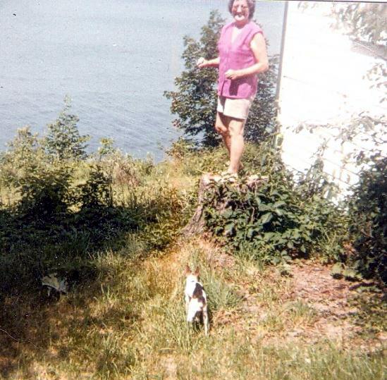 Mazurowski Lake Champlain Camp circa 1980