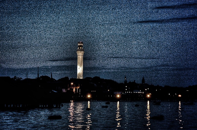 The Black Flash of Provincetown