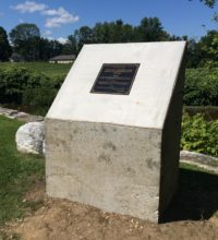 Great Barrington's UFO Monument