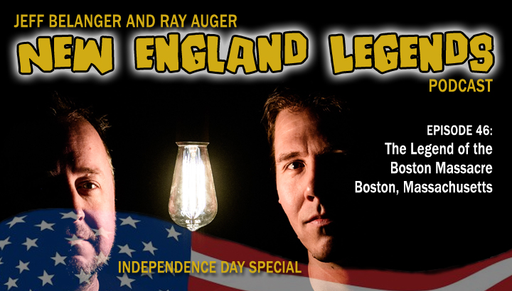The Legend of the Boston Massacre
