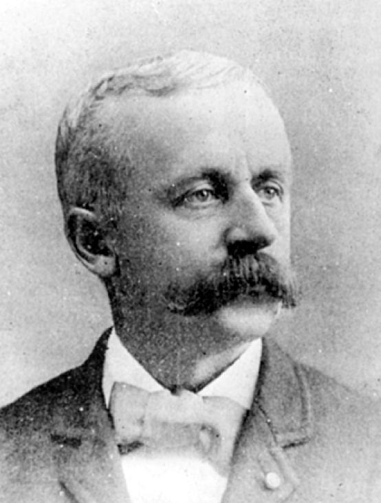 John E. Hubbard of Montpelier, Vermont