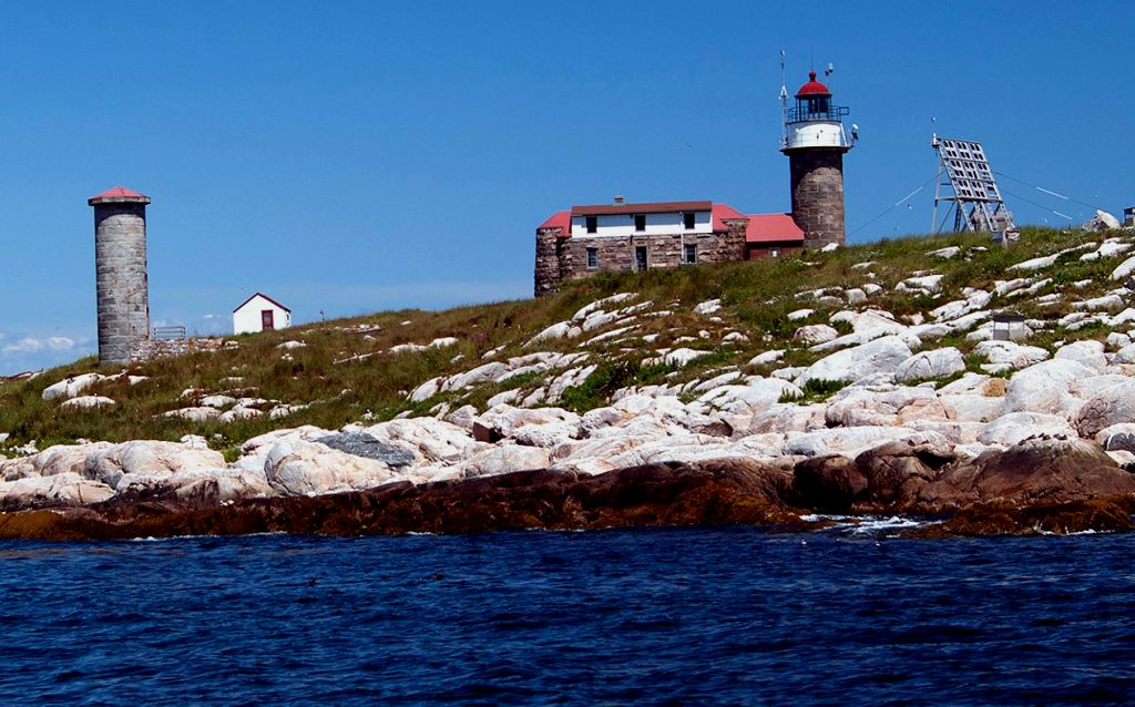 Matinicus Rock Lighthouse today