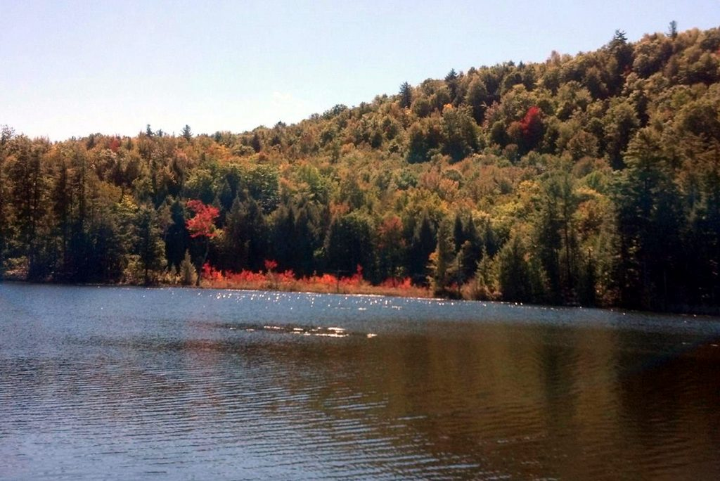 Archer's Pond in Ossipee, New Hampshire