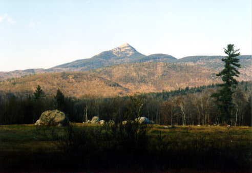Mt. Chocorua in the White Mountains of New Hampshire