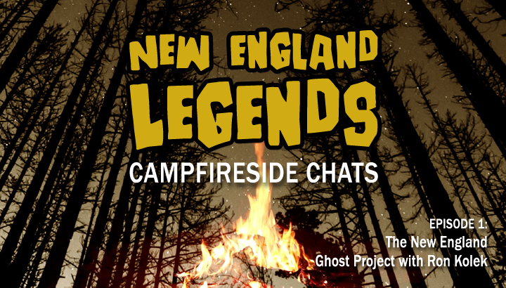 The New England Ghost Project with Ron Kolek