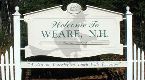 The Witches of Weare, New Hampshire.