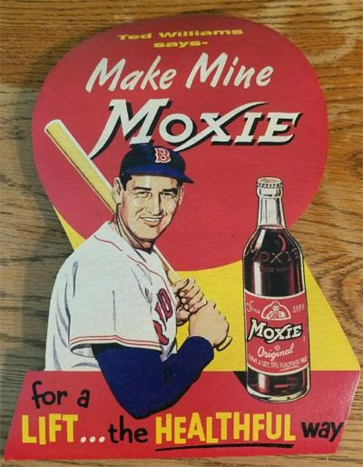 Ted Williams has Moxie!