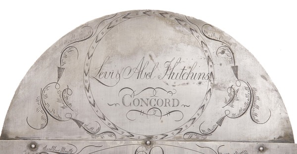 Levi and Able Hutchins of Concord, New Hampshire.